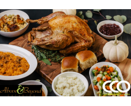 The Catering Company and Above and Beyond Catering - Kim Smith - 11/14/20 Article Category Image